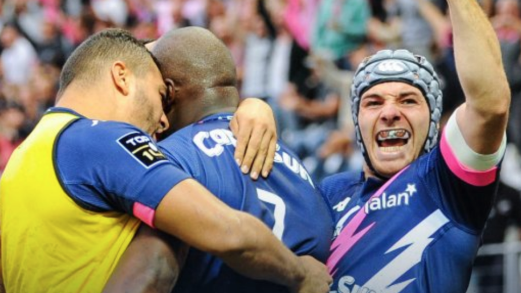Hamdaoui the hero for Top 14 strugglers Stade Francais