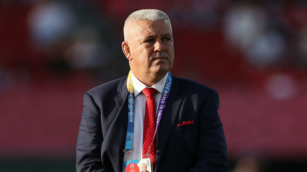 Rugby World Cup 2019: Wasteful Wales frustrate Gatland and Tipuric