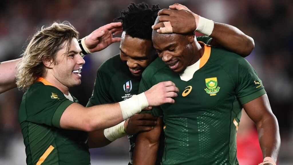 The pure brilliance of Springbok Rugby