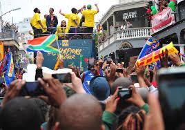 Treat Siya's Boks as mortals & cut them some slack