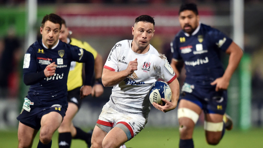 Ulster 18-13 Clermont Auvergne: Cooney stars as Pro14 side prevail at home