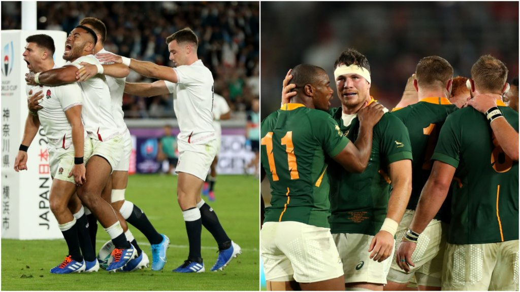 Rugby World Cup 2019: The Breakdown - A statistical look at England v South Africa
