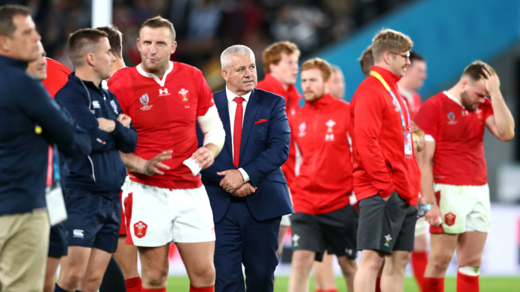 I have no idea where the away box is – Gatland relishing strange Wales farewell