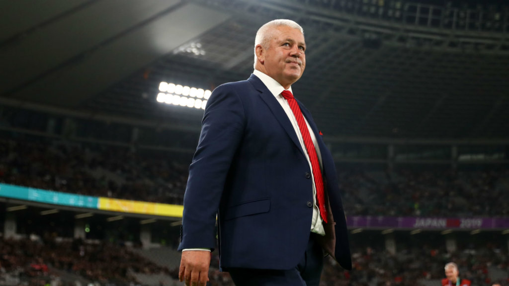 Rugby World Cup 2019: It would break my heart to see Wales in the doldrums - Gatland