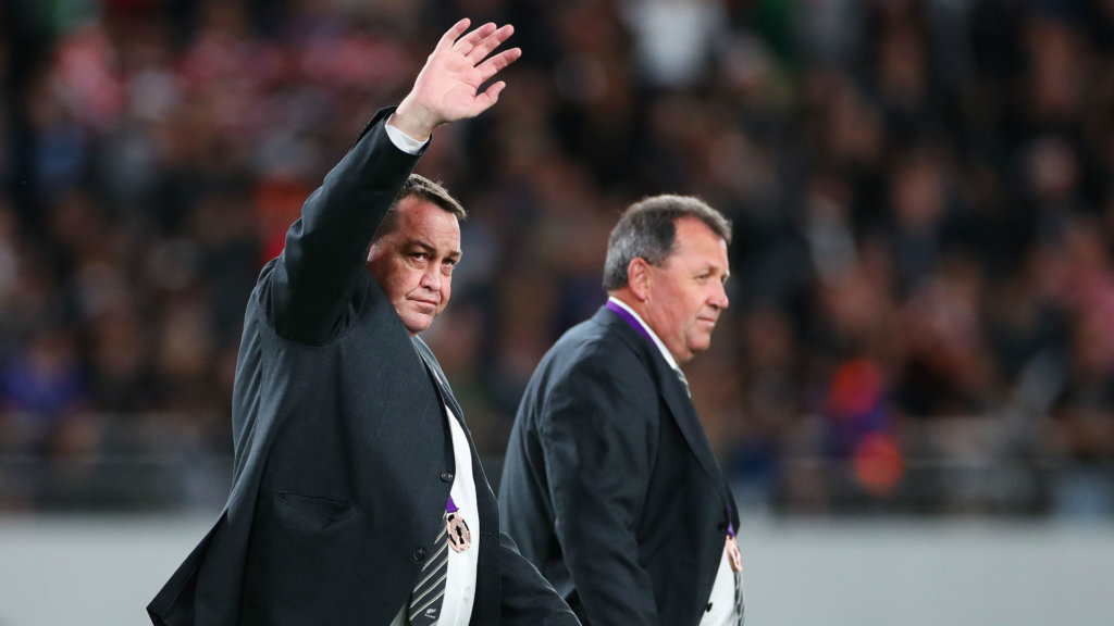 Rugby World Cup 2019: All Blacks had to honour the jersey - Hansen