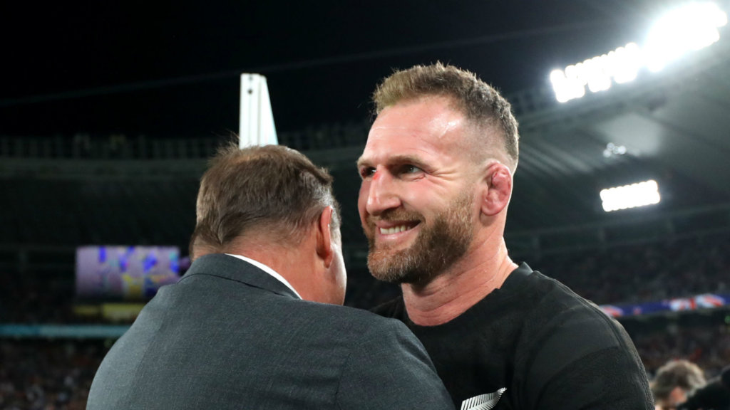 Rugby World Cup 2019: Read needs to take a bow – Hansen hails outgoing All Blacks captain