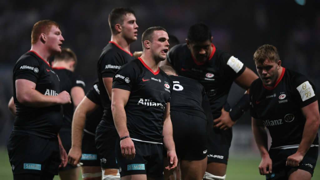 Saracens pay fine for Champions Cup launch no-show