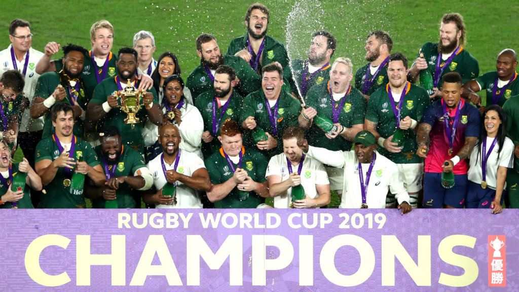 Rugby World Cup 2019: Ex-England international Pietersen among those to hail victorious Springboks