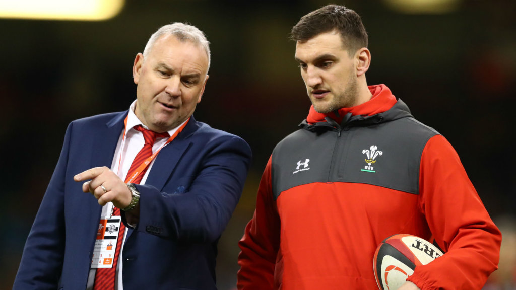 New Wales coach Pivac: Scoring 43 points 'a sign of what we want to do'