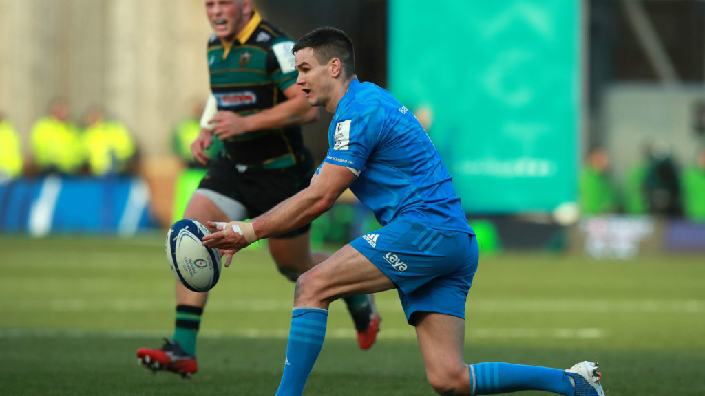 Sexton exit talk dismissed by Leinster