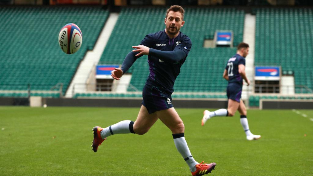 Laidlaw calls time on Scotland career