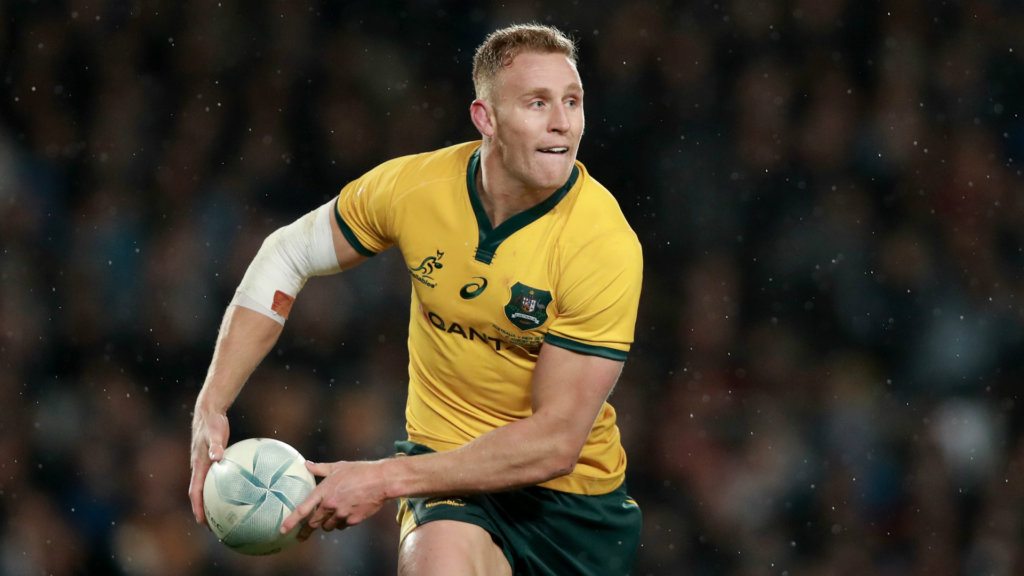 Wallabies back Hodge signs long-term Rebels and Rugby Australia extension