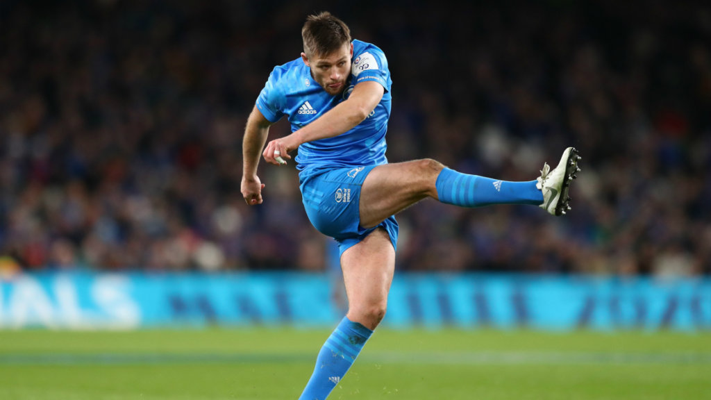 Leinster stay perfect with derby win, Edinburgh beat Glasgow