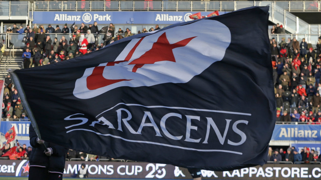 Golding replaces Wray as Saracens chairman