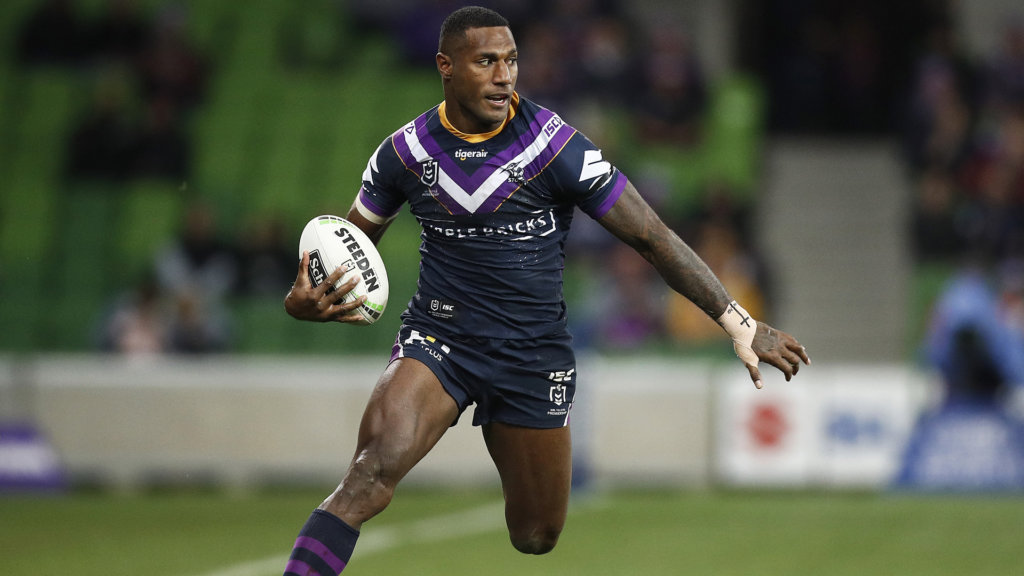 Vunivalu to leave Storm for Reds in 2021