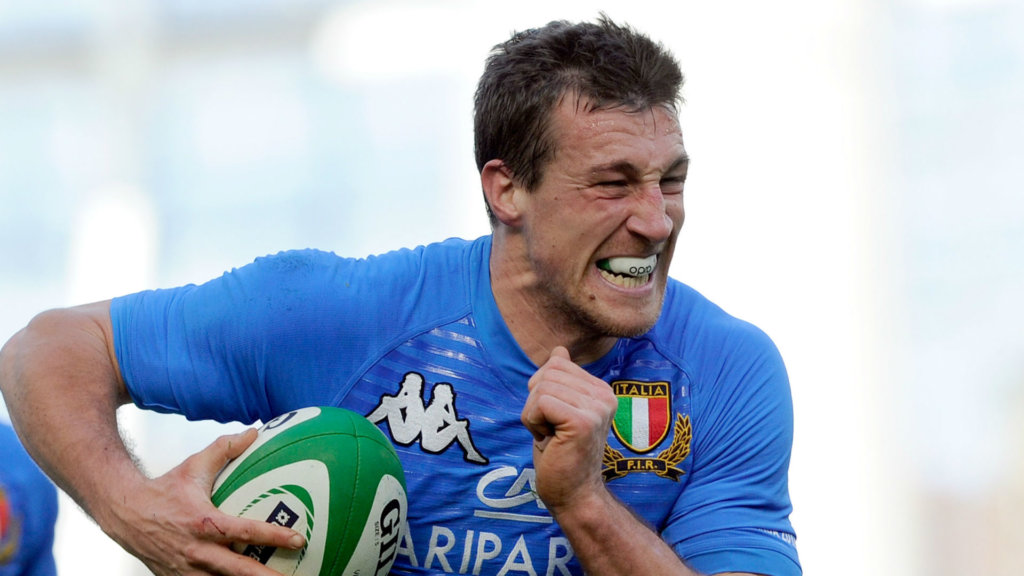 Sgarbi named in Smith's first Italy squad after six-year absence