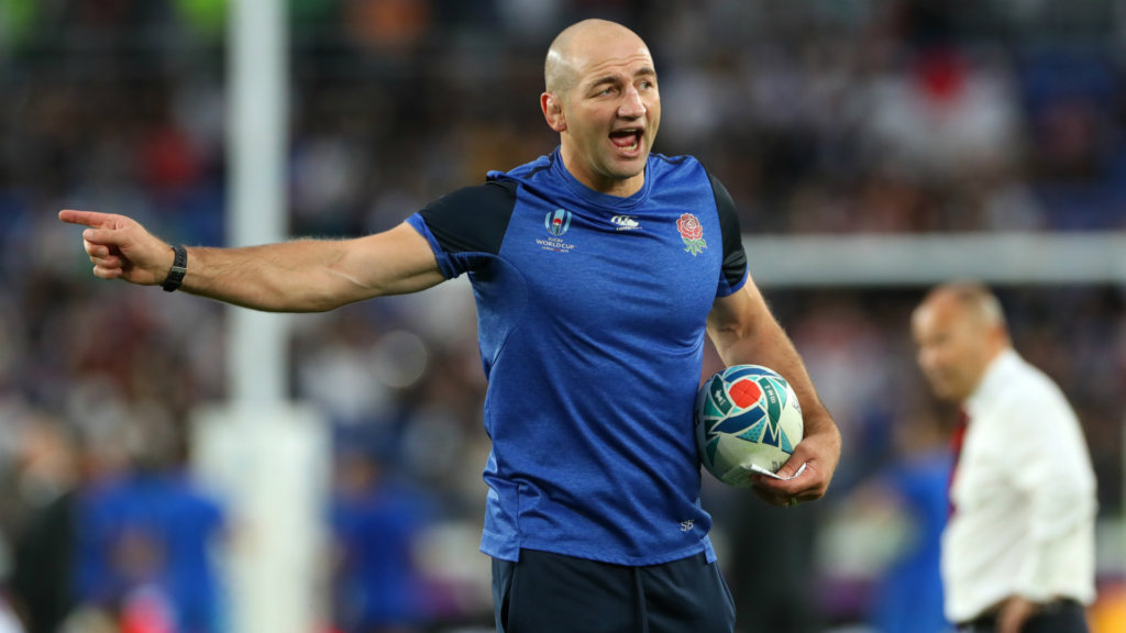 Leicester Tigers appoint Borthwick as head coach