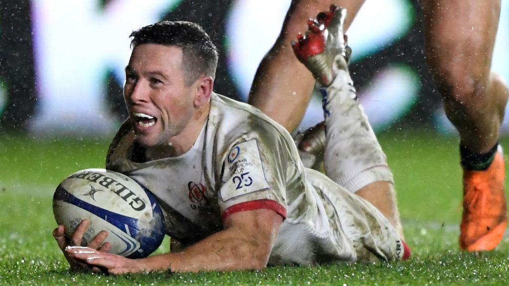 Cooney upstages Murray in Ulster win, Scarlets go top