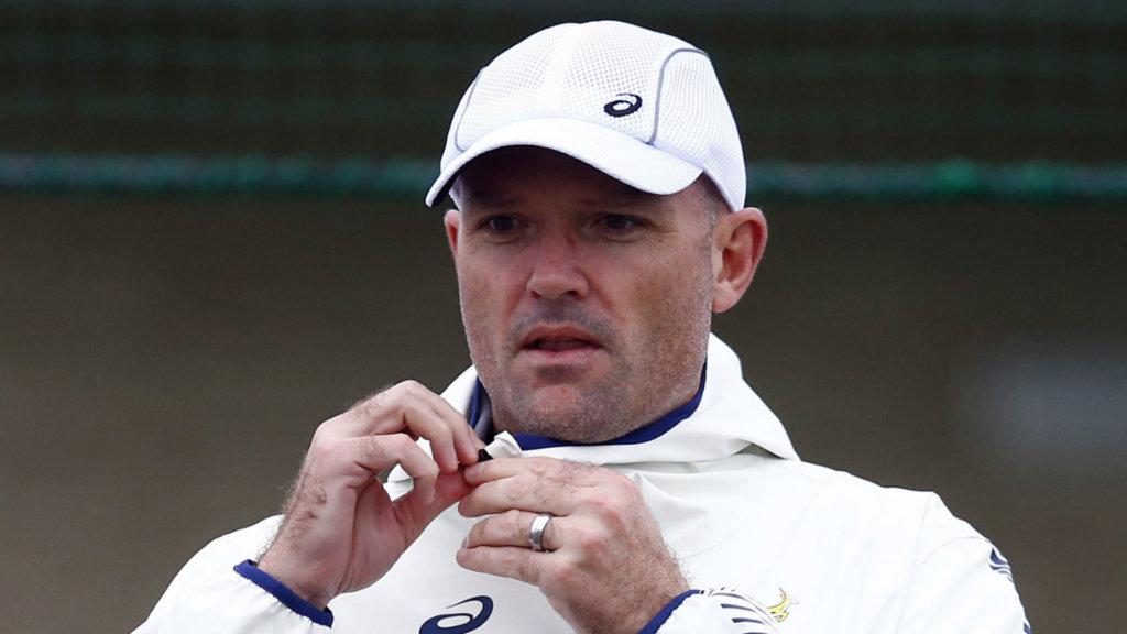 Springboks appoint Erasmus' assistant Nienaber as head coach