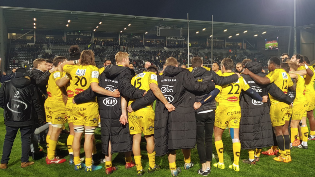 La Rochelle sink Sale as Harlequins edge out Bath in Champions Cup