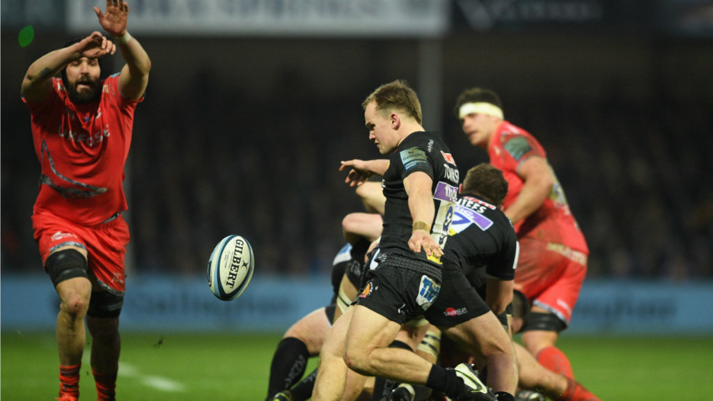 Sale hold firm to down Premiership leaders Exeter as Wasps stun Worcester