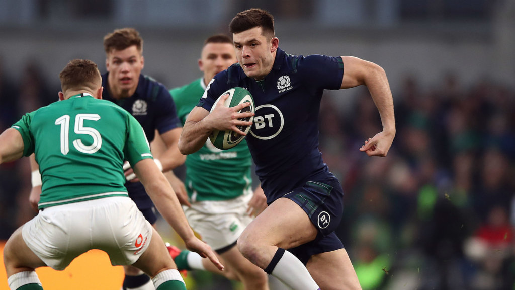 Scotland can spring Six Nations shock on England without Russell, says Kinghorn