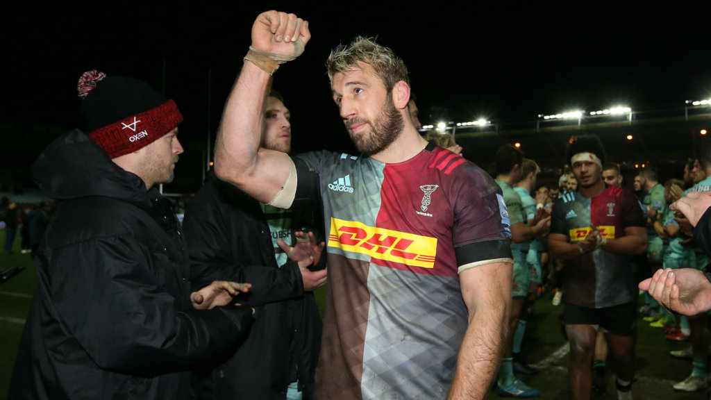Robshaw to leave Harlequins at end of season