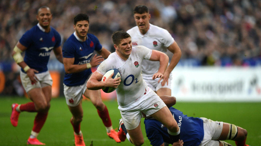 Six Nations 2020: Farrell offers no excuses for error-strewn England display