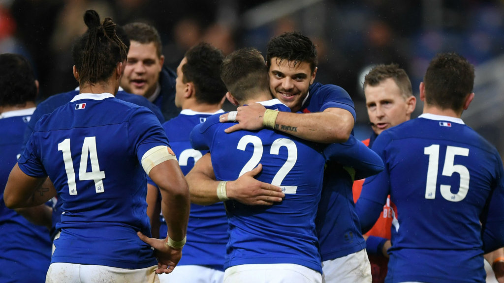 Six Nations 2020: Galthie salutes fearless France after dream start