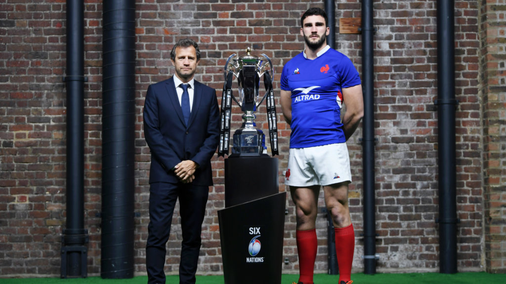 Six Nations 2020: Out with the old in with the new for Galthie's Les Bleus