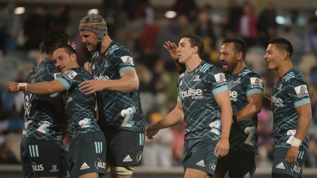 Fainga'a hat-trick not enough as Highlanders deny Brumbies late on