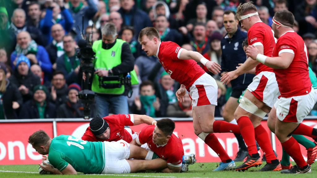 Six Nations 2020: Ireland 24-14 Wales