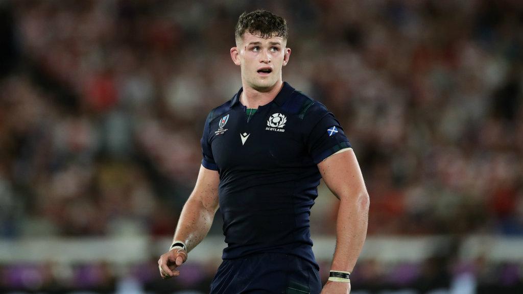 Bradbury back for Scotland's Six Nations battle with England