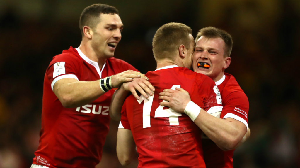 Confident Wales can thrive in Dublin, says James Hook