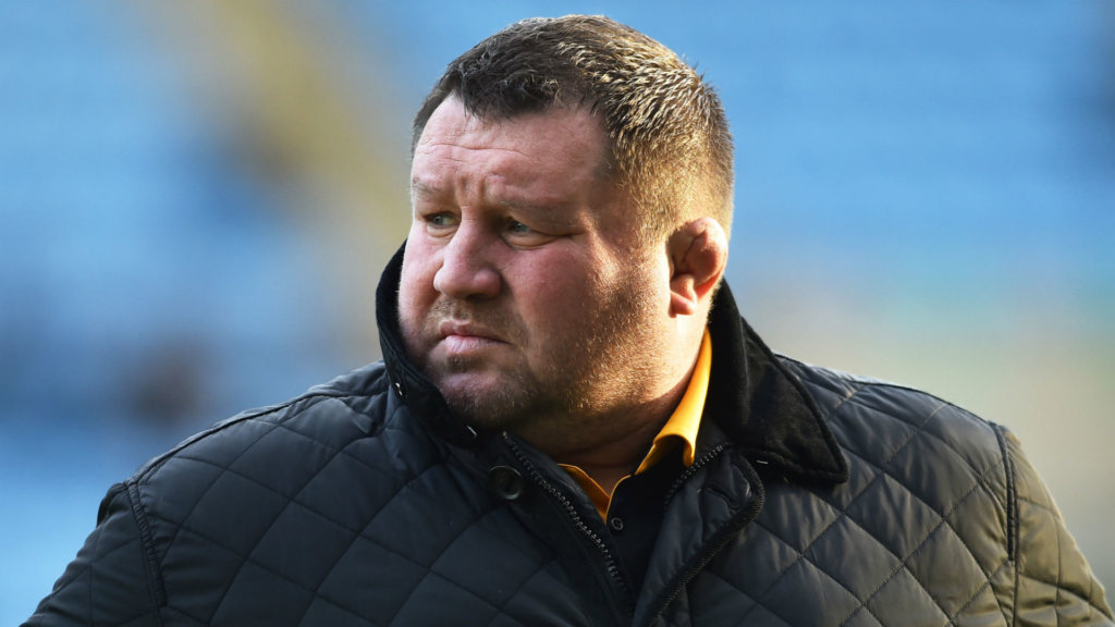 Young 'stepping back' from Wasps first-team duties