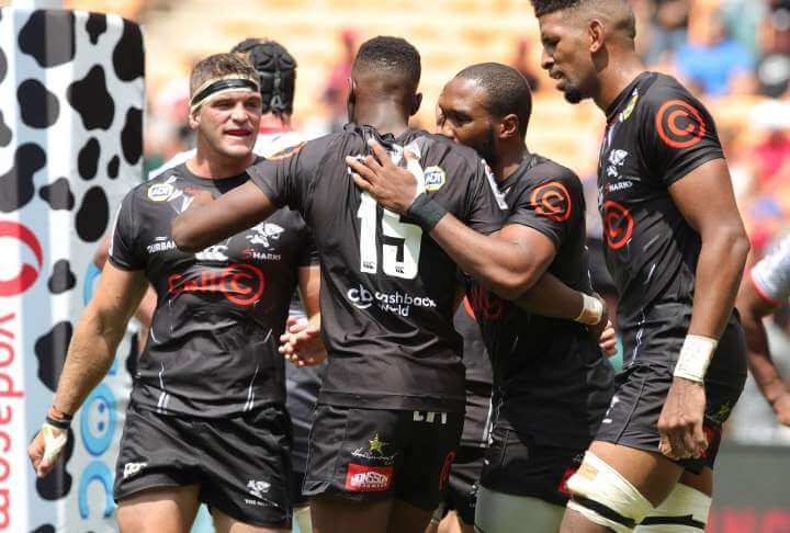 Sharks Rugby a beautiful spectacle says Keo