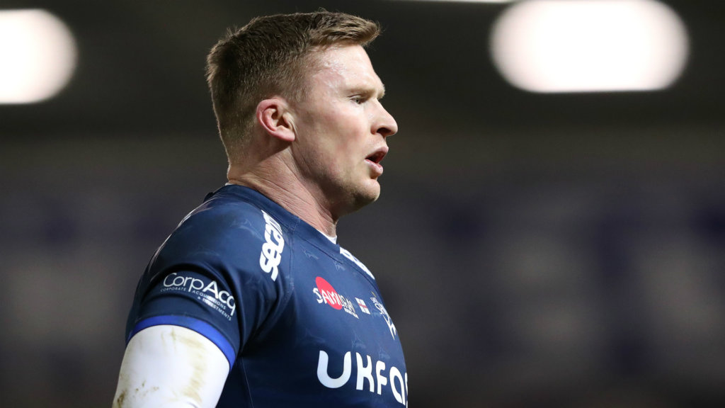 Ashton leaves Sale with immediate effect