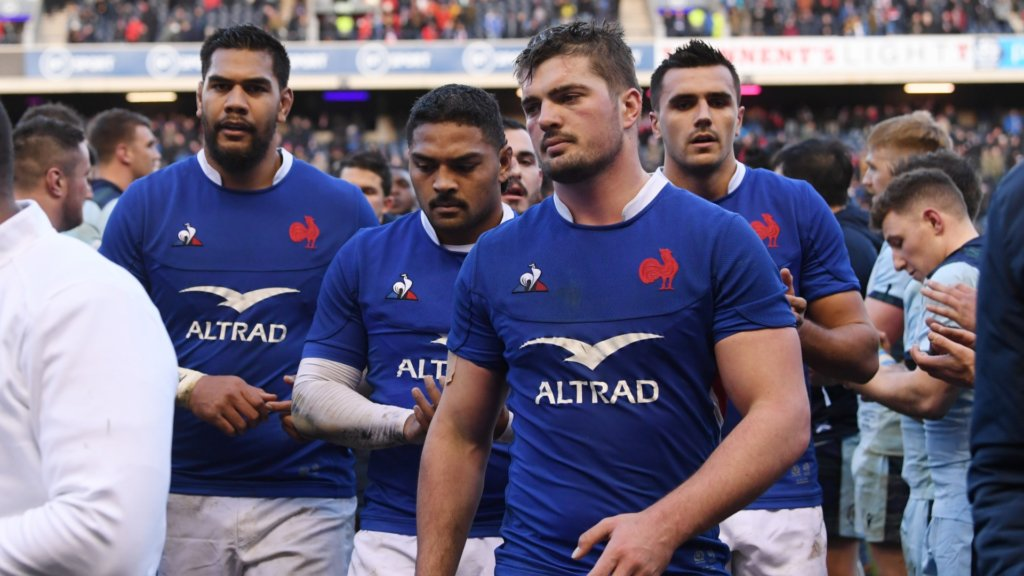 Alldritt insists frustrated France were not distracted by Grand Slam in defeat