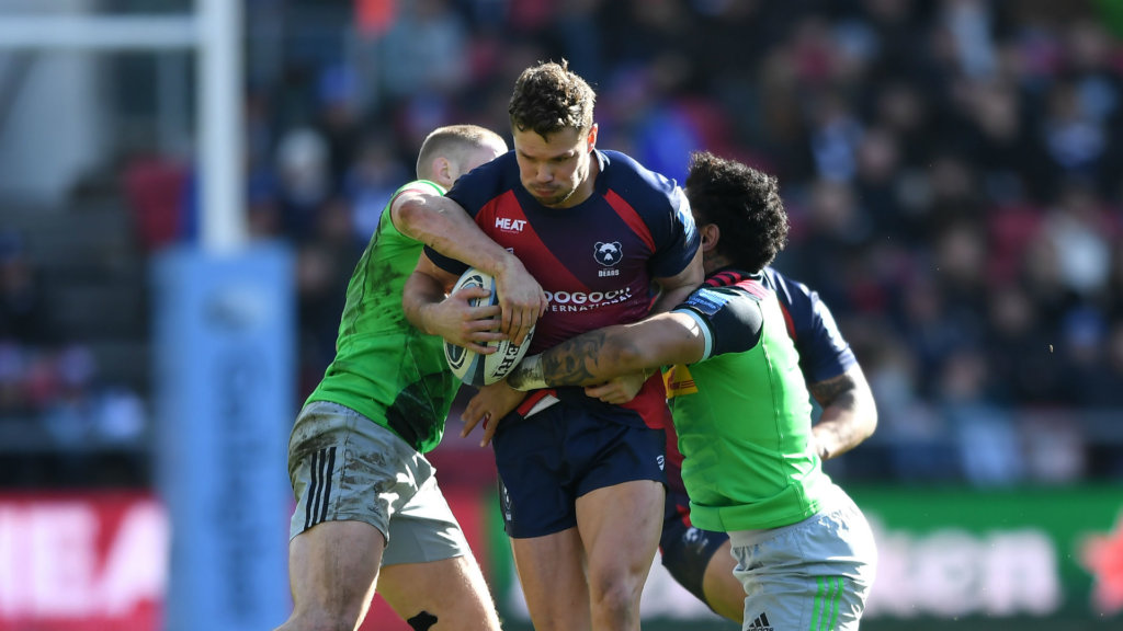 Morahan double inspires fifth straight win for Bristol