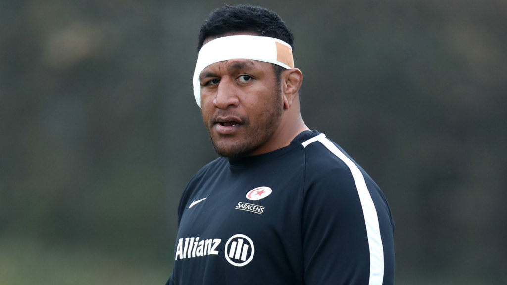 Mako Vunipola to start for Sarries, despite being stood down by England