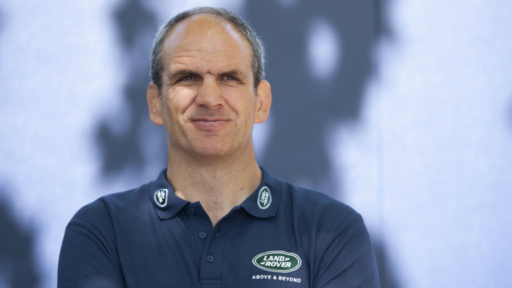 Martin Johnson: Consistency key for England, with Wales 'not far away'