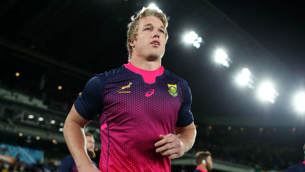 Du Toit future uncertain after requesting to have Stormers contract cancelled
