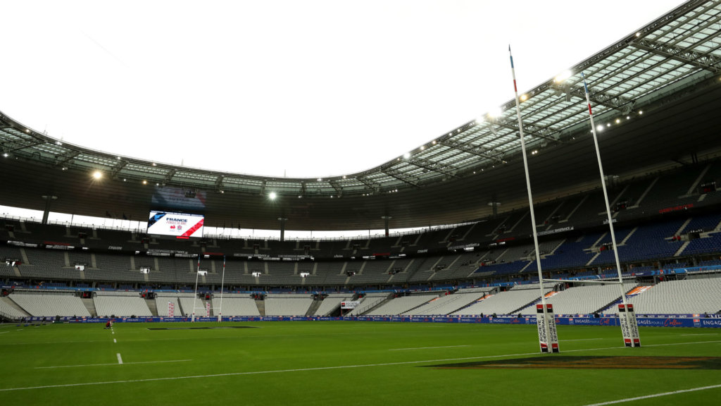 Coronavirus: France's Six Nations finale with Ireland postponed