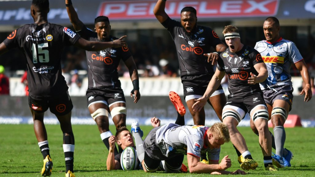 Sharks 24-14 Stormers: Hosts stay top after early controversy