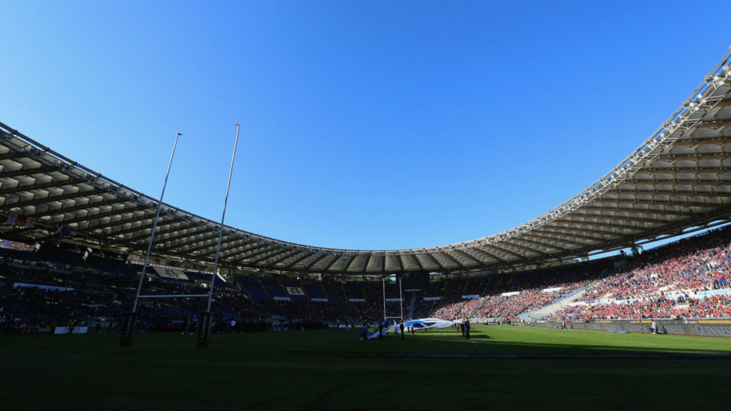Italy-England Six Nations finale set to take place behind closed doors