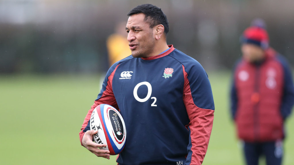 Borthwick: England omitted Mako Vunipola due to Six Nations camp-based environment