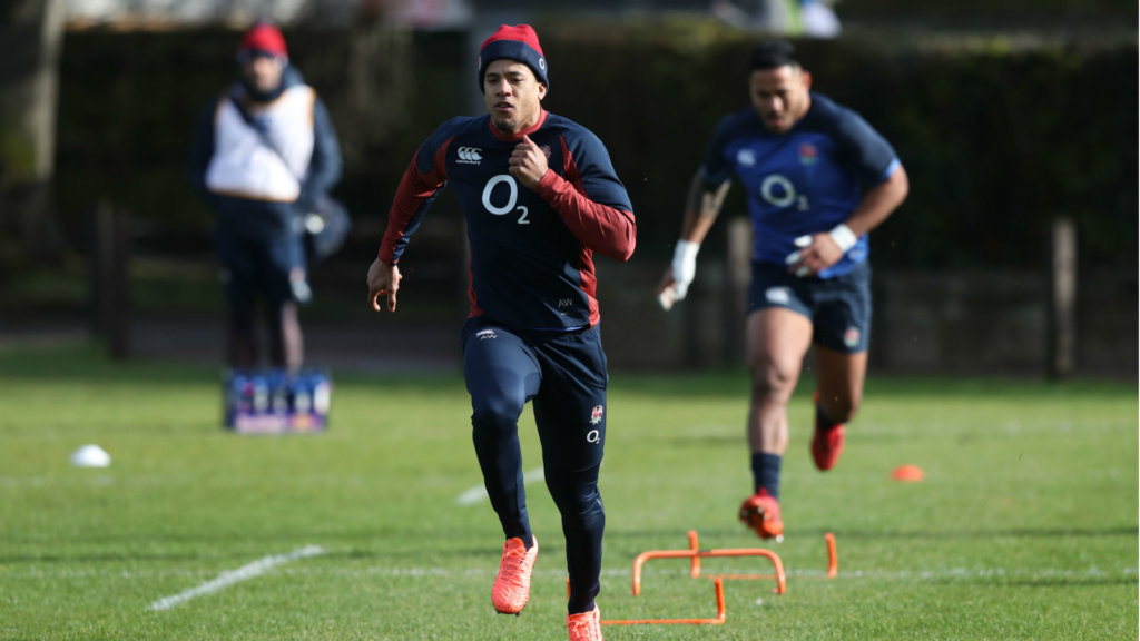 Fit-again England duo Wilson and Watson return for Wales clash