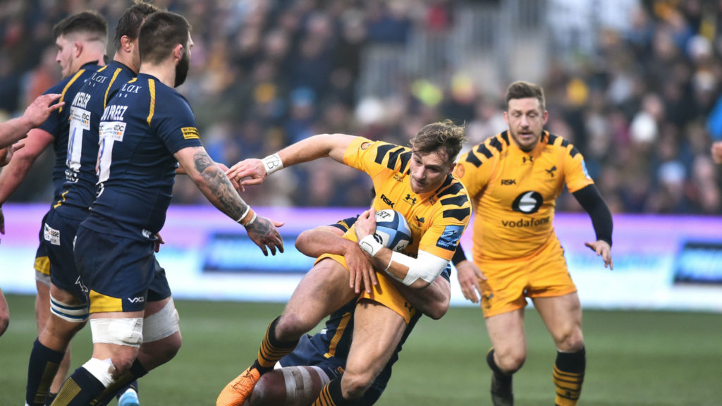 Coronavirus: Wasps, Gloucester and Worcester announce pay cuts