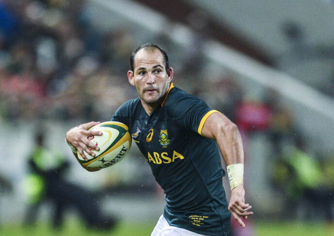 Fourie du Preez SA's greatest scrumhalf, and Conor Murray his international opponent