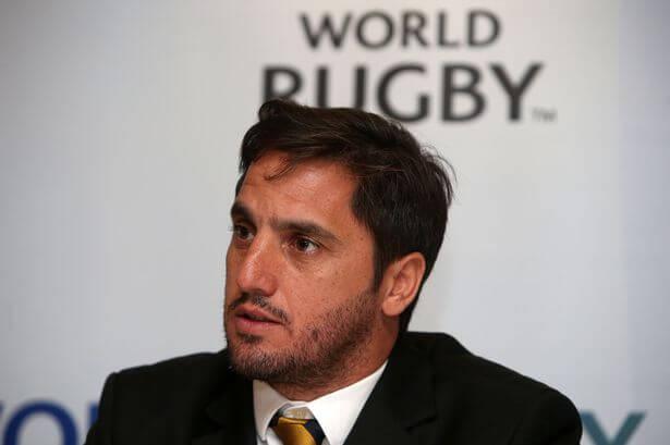 Agustín Pichot is World Rugby's way forward